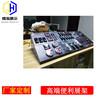 东莞工厂加工定制亚克力化妆品展架化妆品支架产品陈列架