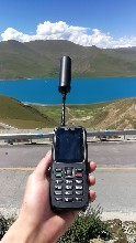 LeSatF1智能全網通天通衛星電話圖片