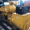 出售二手小松柴油发电机组240kw