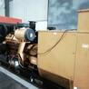 出售二手进口柴油发电机组520kw卡特3412无修9成新备用