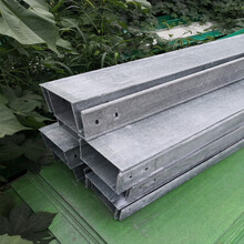 湖南定制建誠玻璃鋼槽式電纜橋架服務周到,玻璃鋼電纜槽盒圖片
