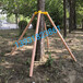 黑龍江玻璃鋼樹木支撐桿經久耐用,復合材料樹木支撐桿