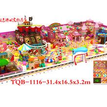 兒童淘(tao)氣堡價格,室內兒童游樂園,淘(tao)氣堡設(she)備廠家圖(tu)片