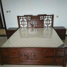 中国玉树原木定制家具-成都玉树中式会所家具-玉树中式定制家具图片