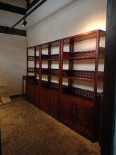 成都红木家具维修定制-古典文化家具销售-成都特色家具养护图片