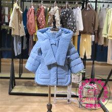 北京尾货童装米杰琪大风车品牌儿童羽绒服几折拿货
