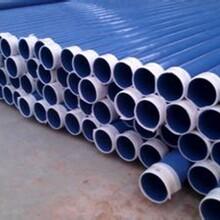 山东泰安大口径聚氨酯保温直缝管生产厂家图片