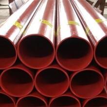 山东泰安聚氨酯直埋保温直缝管道制造厂家图片