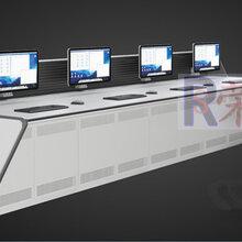 湖北宜昌机场航空调度中心调度控制台指挥控制台定制品牌图片