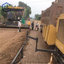 钢塑土工格栅在道路上的作用钢塑格栅哪家好修高速公路应该用什么图片