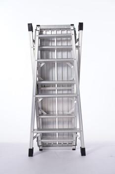 广州腾达梯架博士香港认证品牌,铝合金洗车装修宽板工作台功夫凳