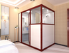 那波利H1624欧式简约铝合金整体浴室3C钢化玻璃一体式卫生间整体卫生间