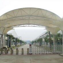 广州膜结构停车棚-越宏膜结构免费提供全方位解决方案