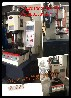 FBY-C1010T单柱液压机小型台式压力机高精度液压机