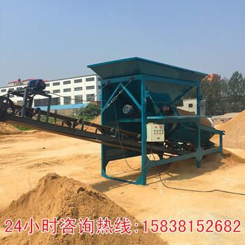 建筑制砂機多少錢?廣東河源