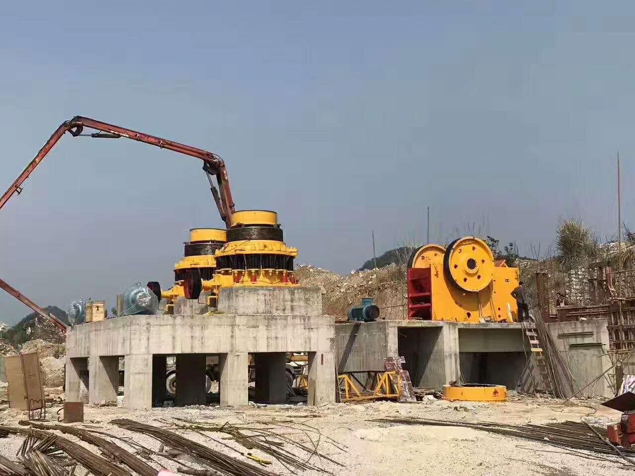 冲击式制砂机多少钱一台?广西来宾