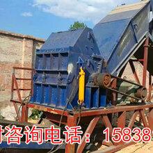 云南玉溪金属破碎机生产厂家图片