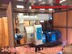 山東德州大豆稈顆粒機生產現場
