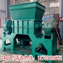 广西钦州两轴金属破碎机质量有保证图片