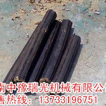 文山花生秧木炭机图片