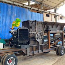 吉林白城移動式制沙機,移動式制砂機質量有保證圖片