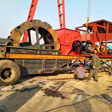 河南新鄉移動式石子破碎機,車載打砂設備創造無限價值圖片