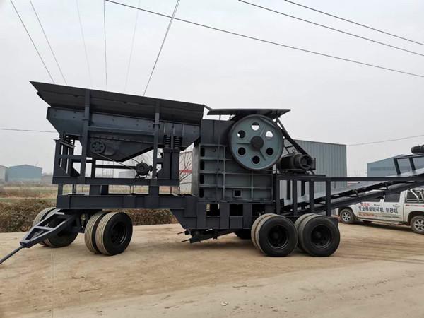 海东移动制砂机免费指导安装