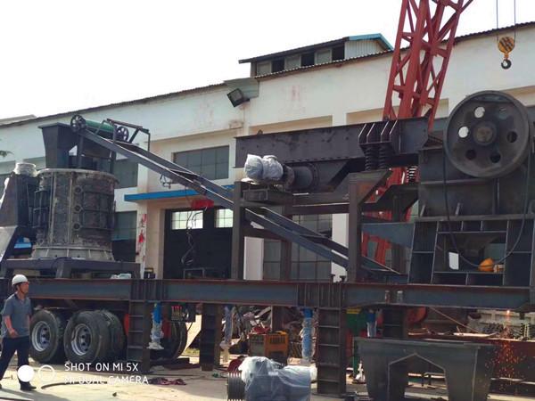 四川达州建筑垃圾移动破碎机安装便利,建筑垃圾移动破碎机安装便利