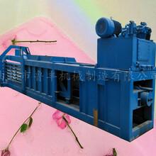 山東臨沂藥材液壓打包機臥式打包機銷售廠家圖片
