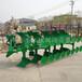 广东深圳30马力拖拉机带动液压翻转犁开荒碎土效果好翻转犁