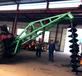 湖南益陽拖拉機帶動挖坑機打洞機直銷
