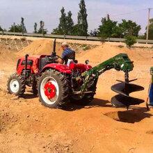 吉林通化植树挖坑机生产图片