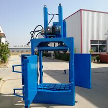 江蘇無錫編織袋液壓打包機廠家直銷圖片