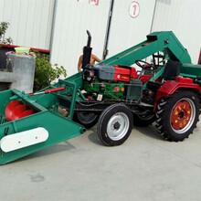 重庆涪陵小拖拉机带玉米脱粒机价格表图片