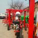 天津東麗鐵麒麟三輪自走式汽油打藥機