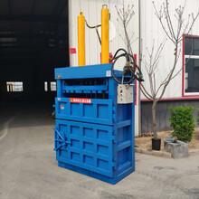 湖南郑州立式边角料液压打包机供应商图片
