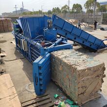 貴州六盤水廢紙殼立式液壓打包機廠商圖片