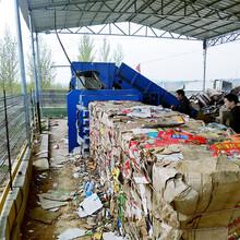 廣東汕頭廢紙下腳料液壓打包機商家圖片