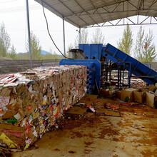 云南昆明廢紙殼立式液壓打包機廠家圖片
