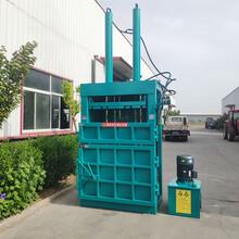 浙江嘉興100噸立式編織袋打包機工廠直銷圖片