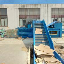河南新鄉優質廢紙打包機生產廠家圖片