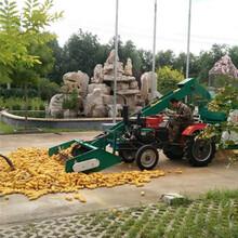 重庆双桥自走式大型玉米脱粒机定制图片