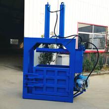 魯豐機械壓包機,江蘇小型液壓打包機圖片