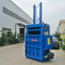 山东聊城阳谷县立式液压打包机废纸液压打包机厂家图片