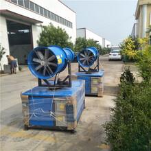 广东珠海60米雾炮机降尘除霾雾炮机厂家图片