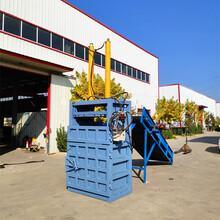 上海80噸立式液壓打包機品牌圖片