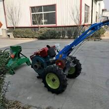 上海寶山電啟動手扶拖拉機10馬力手扶拖拉機報價圖片