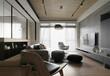 鴻銳裝飾現代簡約風格大三室裝修設計