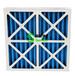 G4纸框蓝色覆网棉?#20013;?#36807;滤器