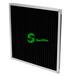 东莞活性炭板式?#20013;?#36807;滤器,活性炭棉折叠铝框初效过滤器,G4效率